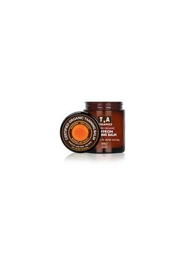 Tekin Acar Organic Saffron Tannıng Balm 100Ml Renksiz